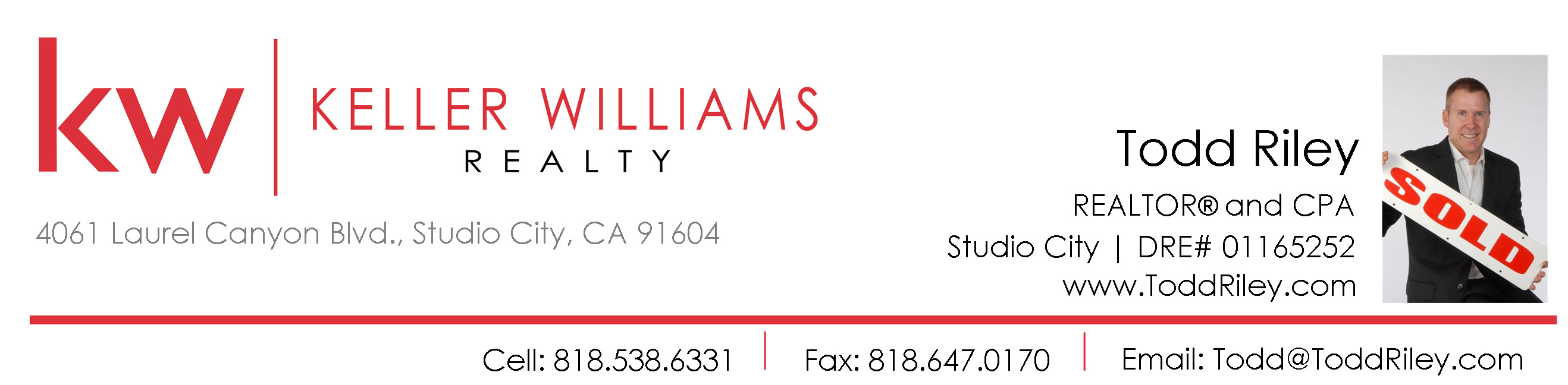 Todd Riley - Toluca Lake Condos Real Estate Agent